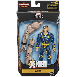 X-Man (Sugar Man Wave), Marvel Legends
