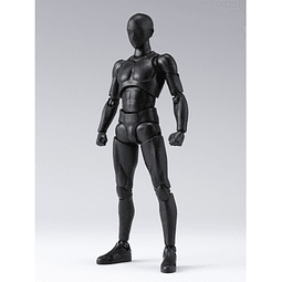 Body-Kun DX Set 2 (Solid Black Ver.), S.H.Figuarts