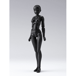 Body-Chan DX Set 2 (Solid Black Ver.), S.H.Figuarts