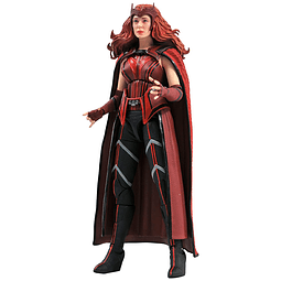 "[Agotada] Scarlet Witch ""WandaVision"", Marvel Select"