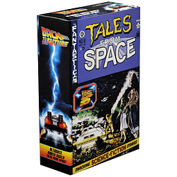 "Ultimate Marty McFly (Tales From Space) ""Back to the Future"", NECA"