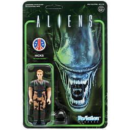 "Hicks ""Aliens"", ReAction Figures"