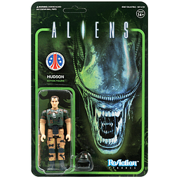 "Hudson ""Aliens"", ReAction Figures"