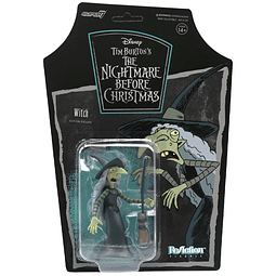 "Witch ""Nightmare Before Christmas"", ReAction Figures"