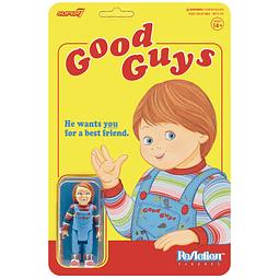 "Chucky ""Child's Play"", ReAction Figures"