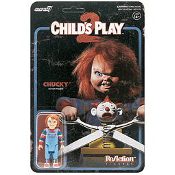 "Evil Chucky ""Child's Play 2"", ReAction Figures"