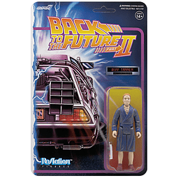 "Biff Tannen (Bathrobe) ""Back to the Future 2"", ReAction Figures"