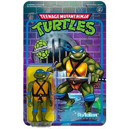 """Leonardo """"Teenage Mutant Ninja Turtles"""", ReAction Figures"""