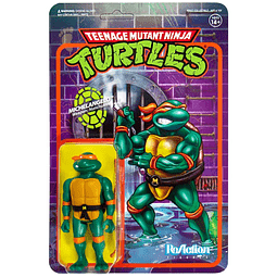 "Michelangelo ""Teenage Mutant Ninja Turtles"", ReAction Figures"