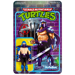"Shredder ""Teenage Mutant Ninja Turtles"", ReAction Figures"