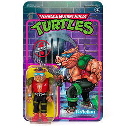 "Bebop ""Teenage Mutant Ninja Turtles"", ReAction Figures"