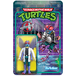 "Baxter Stockman ""Teenage Mutant Ninja Turtles"", ReAction Figures"