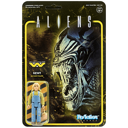 "Newt ""Aliens"", ReAction Figures"