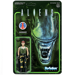 "Vasquez ""Aliens"", ReAction Figures"