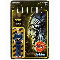 "Bishop ""Aliens"", ReAction Figures"