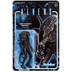 "Alien Warrior (Midnight) ""Aliens"", ReAction Figures"