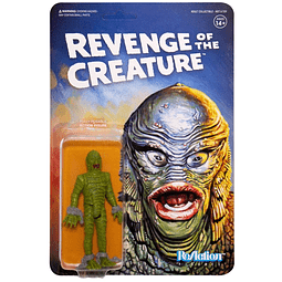"Revenge of the Creature ""Universal Monsters"", ReAction Figures"