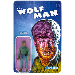 "The Wolf Man ""Universal Monsters"", ReAction Figures"