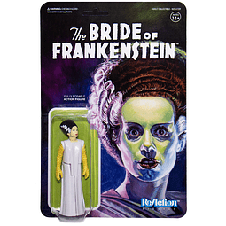 "The Bride of Frankenstein ""Universal Monsters"", ReAction Figures"