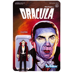 "Dracula ""Universal Monsters"", ReAction Figures"