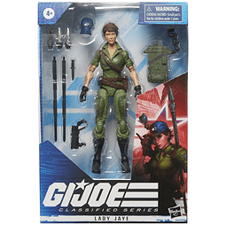 Lady Jaye, G.I. Joe - Classified Series
