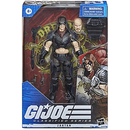 Zartan, G.I. Joe - Classified Series