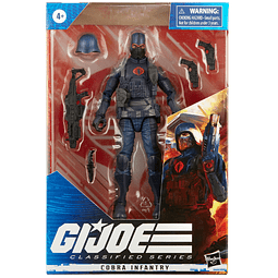 Cobra Infantry, G.I. Joe - Classified Series