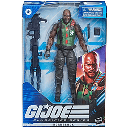 Roadblock (Variant), G.I. Joe - Classified Series