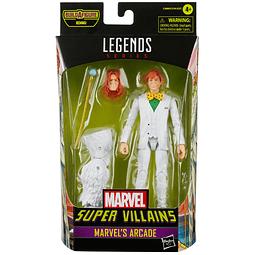 Marvel's Arcade (Xenmu Wave), Marvel Legends
