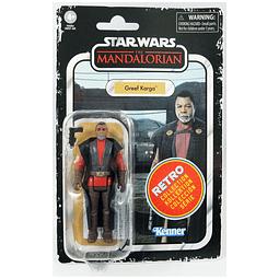 "Greef Karga ""The Mandalorian"", Star Wars The Retro Collection"