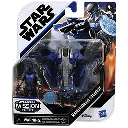 Mandalorian Trooper, Star Wars - Mission Fleet