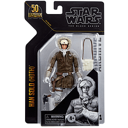 """Han Solo (Hoth) """"Star Wars: Episode V"""", The Black Series Archive Wave 1"""