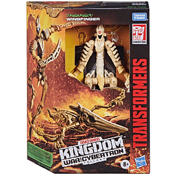 Wingfinger Deluxe Class, Transformers Kingdom Wave 3
