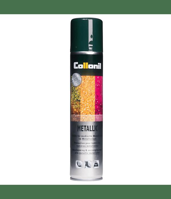 Spray Protector Cueros Metálicos