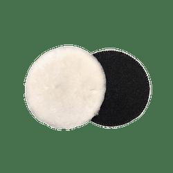 Bonete de lana negro 150mm Menzerna