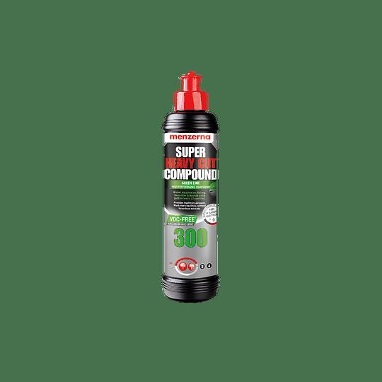 Super Heavy Cut Compound 300 Green Line Menzerna 250ml - Image 1