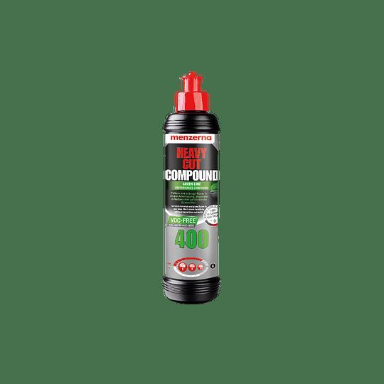 Heavy Cut Compound 400 Green Line Menzerna 250ml