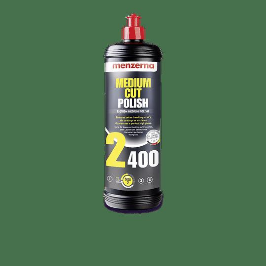 Medium Cut Polish 2400 Menzerna 1lt - Image 1