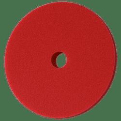 Bonete de espuma rojo Heavy Cut 150mm Menzerna