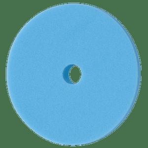 Bonete espuma azul Wax 150mm Menzerna