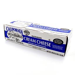 Queso Crema 1.36KG x 10