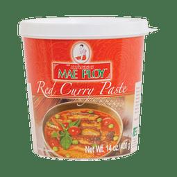 Curry rojo en pasta 400GR x 24