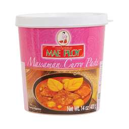 Curry masaman en pasta 400GR x 24