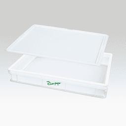 Tapa para caja de plástico