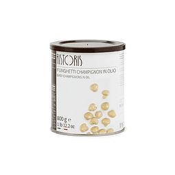 Funghetti Champignon in olio 800GR