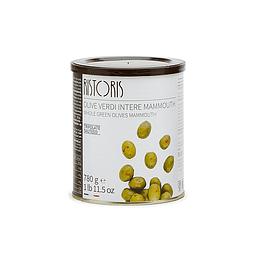 Olive Verdi intere Mammouth 780GR