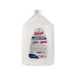 Limpiador Desinfectante 5LT