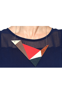 Dove - Statement Necklace
