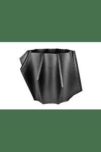 Evolution - Leather Vase