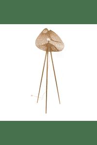 Bambu - Candeeiro de Chão